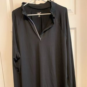 Old Navy 3/4 Zip Dri-fit pullover 4X